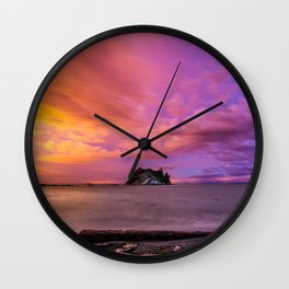 Whytecliff Park Wall Clock
