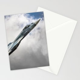 Russian Sukhoi Su-57 Felon (Frazor) 2 Stationery Cards