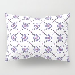 Chain of flowers Pillow Sham