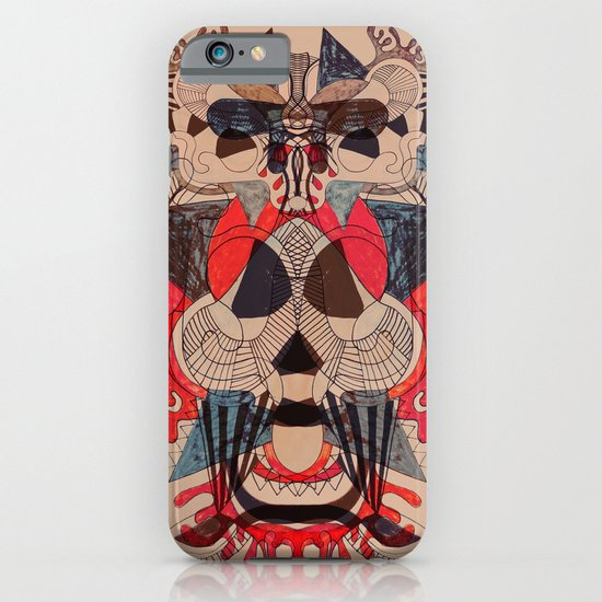 illustrated dreams iPhone & iPod Case