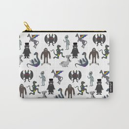 Cryptid Friends Carry-All Pouch