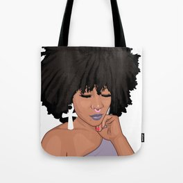 Inner Peace Is Real Beauty Tote Bag