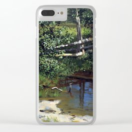 Christian Skredsvig The Tarn Clear iPhone Case