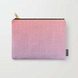 PRINCESS CANDY - Minimal Plain Soft Mood Color Blend Prints Carry-All Pouch