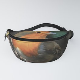 Being Bright On A Dull Day Fanny Pack