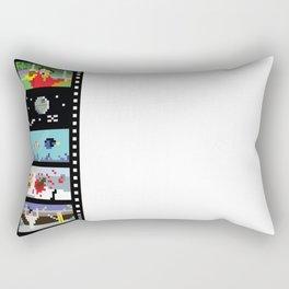 Blockbusters I Rectangular Pillow