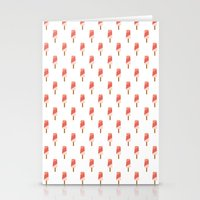 popsicle Stationery Cards featuring Popsicle by Hello Sleepywhale