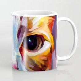 Cat 9 Coffee Mug