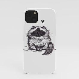 Himalayan Cat iPhone Case