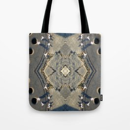 Urban geometry (Zurich) Tote Bag