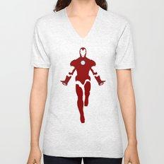 Mr. Stark (Iron Man) Unisex V-Neck