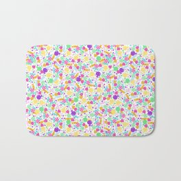 Ditsy Candy Bath Mat