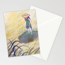 Once upon a Pond Stationery Cards
