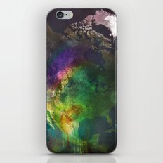 North America iPhone & iPod Skin