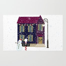Home For The Holidays Rug