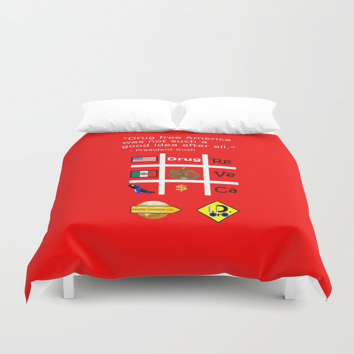 wrong results Duvet Cover