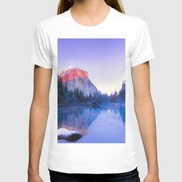 Yosemite, California National Park T-shirt