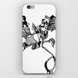 Bunch of Flowers iPhone Skin
