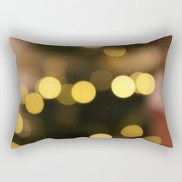 Flying Lightballs Version 3 Rectangular Pillow