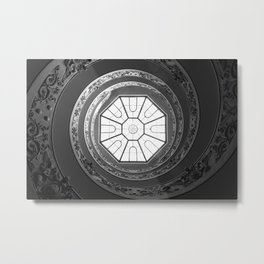 La Scala di Momo Metal Print