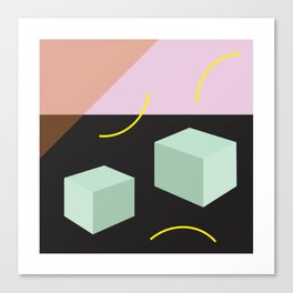 Element: Square Canvas Print