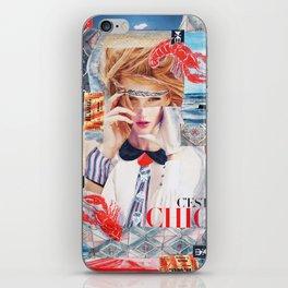 C'est chic iPhone Skin