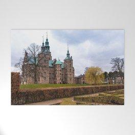 Rosemborg Castle, Copenhagen in Denmark Welcome Mat