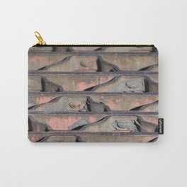 Grate Curves Carry-All Pouch