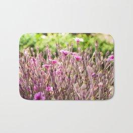 fleurs des champs 5 Bath Mat