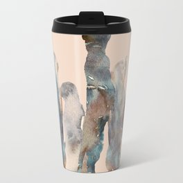 Meerkats Meeting Travel Mug