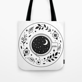 A Cup of Moonshine  Tote Bag