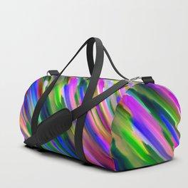 Colorful digital art splashing G487 Duffle Bag