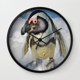 Flying Jack Wall Clock