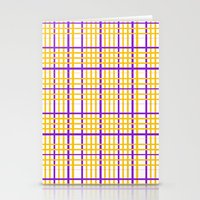 emily rickard Stationery Cards featuring Emily by Anh-Valérie
