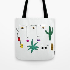 Desert Days  Tote Bag