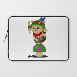 Pixel Teemo Laptop Sleeve