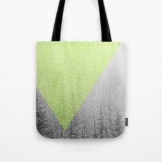 NEON NATURE   Green Tote Bag