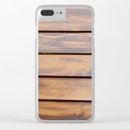 the seat Clear iPhone Case