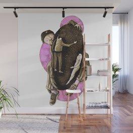pink creator Wall Mural