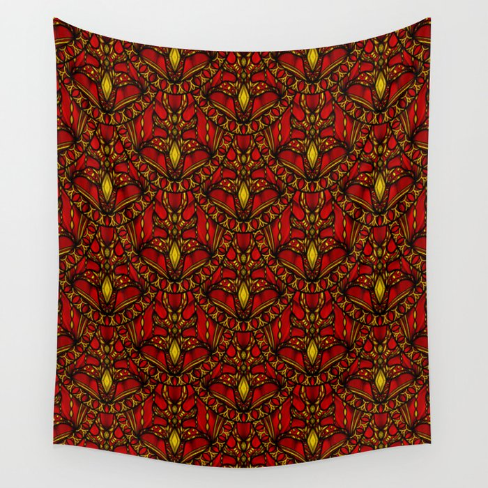 Regal Scales Wall Tapestry