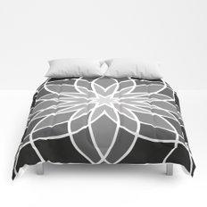 Shades of Grey | Geometric Pattern Comforters