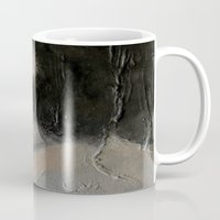 imagerybydianna Mugs featuring the hours by Imagery by dianna