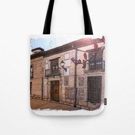 Sweet Home Alcalá Tote Bag