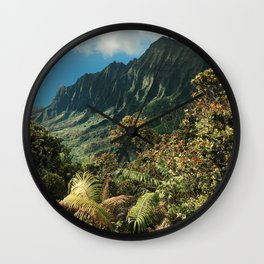Puu O Kila Wall Clock