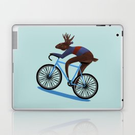 'Tis the season to be cycling Laptop & iPad Skin