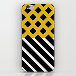 Hunter and prey iPhone Skin