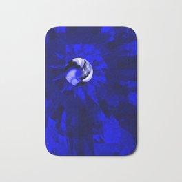 Blue Planet Bath Mat
