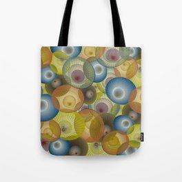parasols Tote Bag