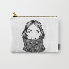 Turtle neck Carry-All Pouch