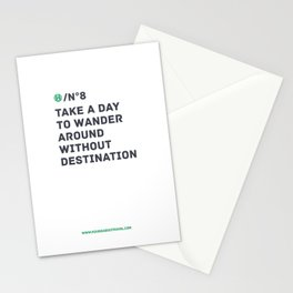 RoundAbout - N8 Stationery Cards